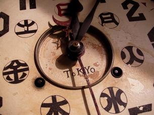 古時計の写真素材 [FYI00416807]