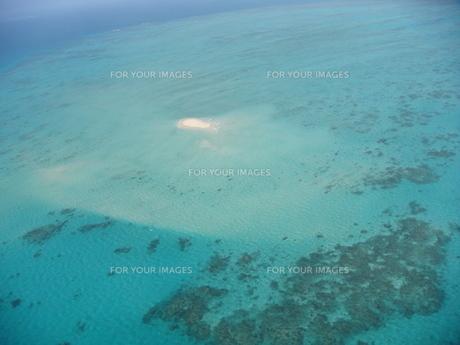 海上の旅青の世界 グレイトバリアリーフの写真素材 [FYI00416854]