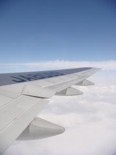 雲上の世界の写真素材 [FYI00416866]