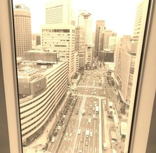 高層ビルよりの写真素材 [FYI00417014]