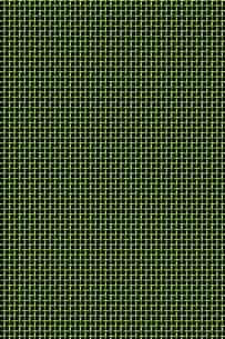 メタル: メッシュ グリーン(Metal: Mesh Green)の写真素材 [FYI00417073]