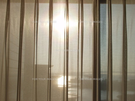 朝日が眩しくて 6の写真素材 [FYI00417223]