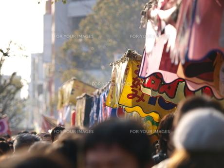お祭り 6の素材 [FYI00417228]