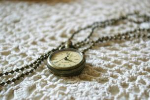 懐中時計の写真素材 [FYI00417747]