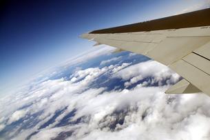 空の旅の素材 [FYI00417878]