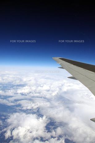 空の旅の素材 [FYI00417898]