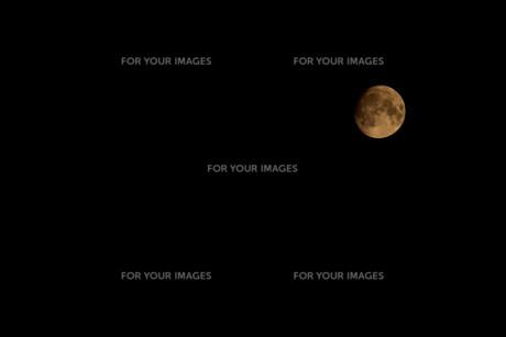 お月様の写真素材 [FYI00417966]