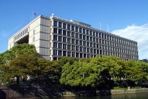 大阪市役所の写真素材 [FYI00418058]