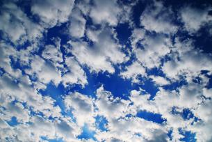 雲の写真素材 [FYI00418091]