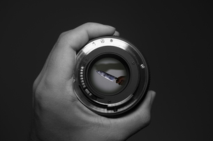 Through the Lensの写真素材 [FYI00418378]