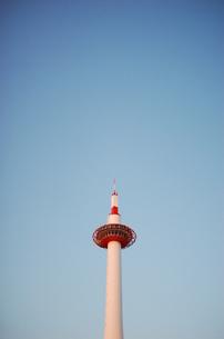 京都タワーの写真素材 [FYI00418392]