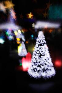 スタークリスマスツリーの素材 [FYI00418425]