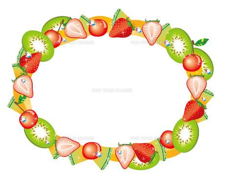 果物フレームの素材 [FYI00418536]