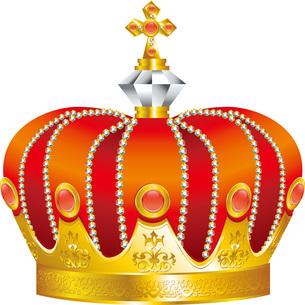 王冠の写真素材 [FYI00418542]