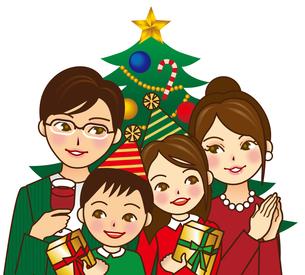 クリスマスの素材 [FYI00418568]