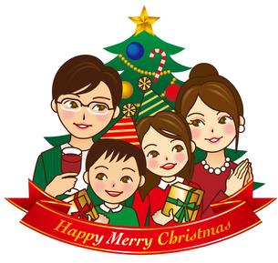 クリスマスの素材 [FYI00418569]