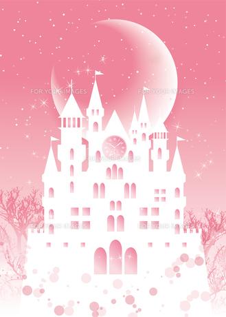 お城の素材 [FYI00418576]