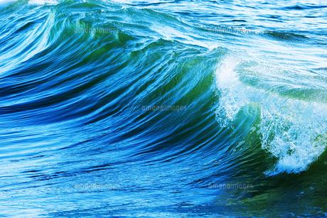 宮崎の波の写真素材 [FYI00419152]