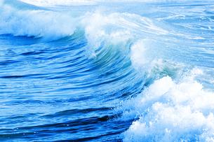 波の写真素材 [FYI00419157]