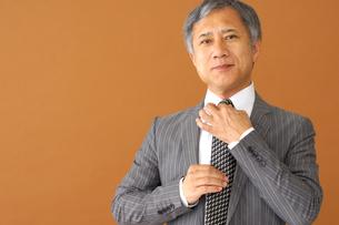 ビジネスマンのポートレートの写真素材 [FYI00419188]