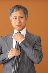 ビジネスマンのポートレートの写真素材 [FYI00419189]