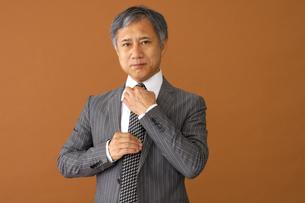 ビジネスマンのポートレートの写真素材 [FYI00419202]