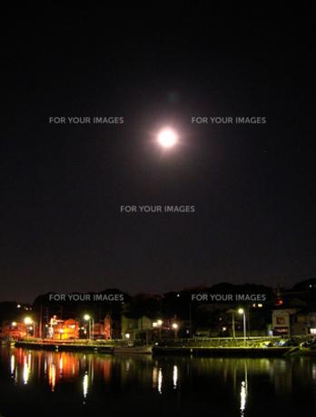月夜の素材 [FYI00419351]