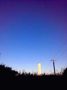 灯台の写真素材 [FYI00419394]