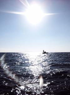 海面反射その2の素材 [FYI00419401]