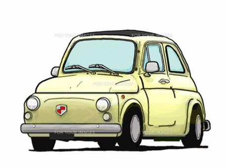 かわいい車の素材 [FYI00419444]