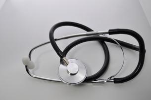 聴診器の写真素材 [FYI00419474]