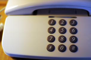 ルームフォン(電話機)の写真素材 [FYI00419497]
