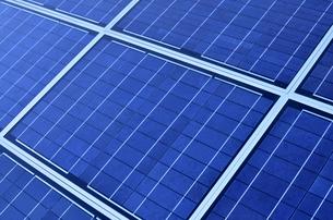 ソーラーパネルの写真素材 [FYI00419527]