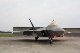 F-22ラプターの写真素材 [FYI00419635]