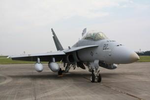 F/A-18の写真素材 [FYI00419637]