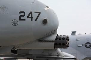 GAU-8アヴェンジャーの写真素材 [FYI00419638]