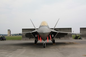 F-22 ラプターの写真素材 [FYI00419644]