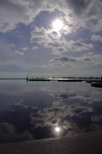 サムイ島の太陽と海の写真素材 [FYI00419745]