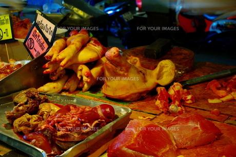 肉の写真素材 [FYI00419753]