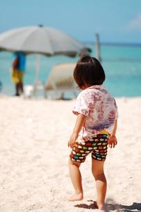 沖縄の海の写真素材 [FYI00420226]