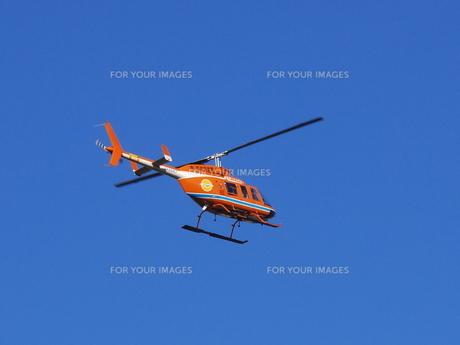 ヘリコプターの写真素材 [FYI00420347]