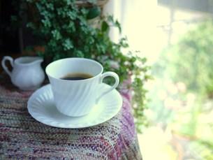 コーヒータイムの写真素材 [FYI00420391]