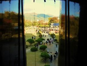 松本城からの写真素材 [FYI00420410]