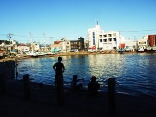港町の写真素材 [FYI00420417]