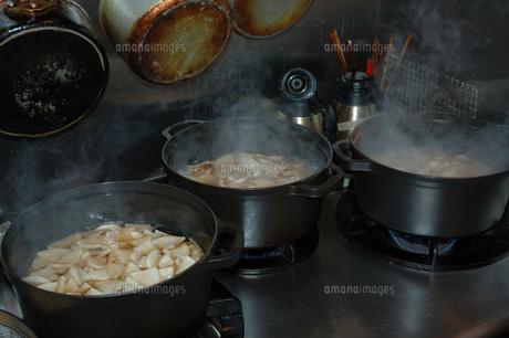 厨房の写真素材 [FYI00420925]