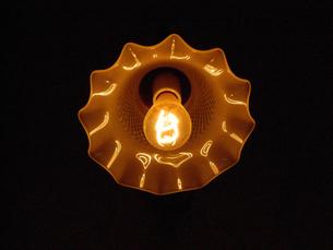 電燈の写真素材 [FYI00420948]
