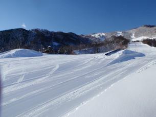 スキー場の写真素材 [FYI00421159]