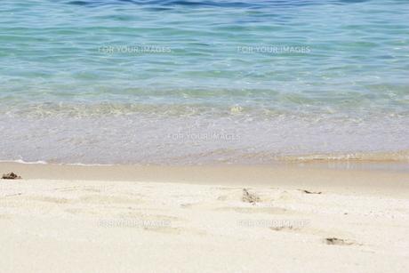 海の素材 [FYI00421160]