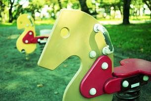 公園の遊具の写真素材 [FYI00421215]