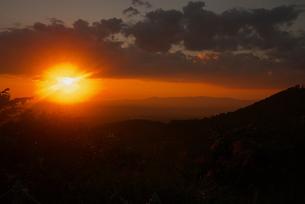 さよなら太陽の写真素材 [FYI00421226]